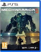 Sold Out PS5 MechWarrior 5: Mercenaries