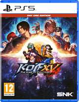 SNK PS5 The King of Fighters XV - Day One Edition