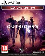 Square-Enix PS5 Outriders - Day One Edition