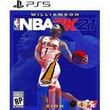 Take Two Interactive PS5 NBA 2K21