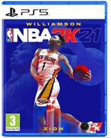 Take Two Interactive PS5 NBA 2K21 EU