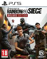 Ubisoft PS5 Rainbow Six Siege  Deluxe Year 6