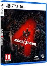 Warner Bros PS5 Back 4 Blood
