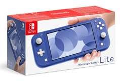 Nintendo Switch lite Console Blu