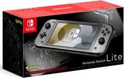 Nintendo Switch lite Console Dialga & Palkia Edition