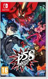 Atlus Switch Persona 5 Strikers