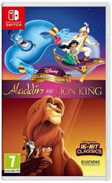 Aksys Games Switch Disney Classic Games: Aladdin and the Lion King EU