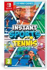 Just For Games Switch Instant Sports Tennis
