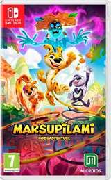 Microids Switch Marsupilami - Hoobadventure