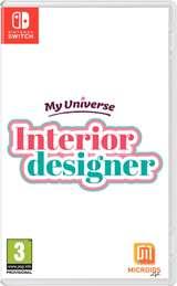 Microids Switch My Universe - Interior Designer