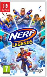 Maximum Games Switch NERF Legends