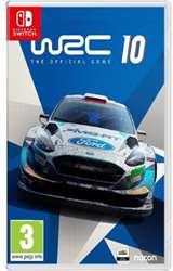 Nacon Switch WRC 10 EU