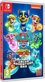 Bandai Namco Switch Paw Patrol Mighty Pups: Salva Adventure Bay!