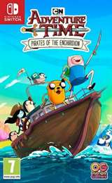 Bandai Namco Switch Adventure Time: I Pirati dell'Enchiridion EU