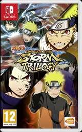 Bandai Namco Switch Naruto Shippuden:Ultimate Ninja Storm Trilogy(code in box) EU