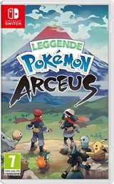 Nintendo Switch Leggende Pokemon: Arceus