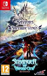 NIS Switch Saviors of Sapphire Wings / Stranger of Sword City Revisited