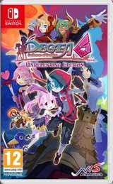 NIS Switch Disgaea 6: Defiance of Destiny - Unrelenting Edition