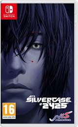 NIS Switch The Silver Case 2425- Deluxe Edition