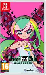 NIS Switch World's End Club - Deluxe Edition