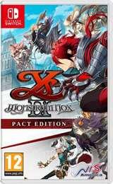 NIS Switch Ys IX: Monstrum Nox - Pact Edition EU