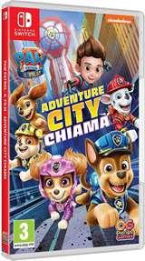 Outright Games Switch Paw Patrol Il Film Adventure City Chiama