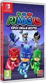 Outright Games Switch Pj Masks Eroi Della Notte