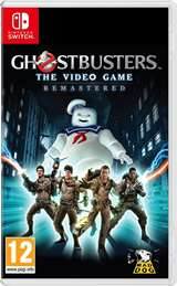 Solutions 2 Go Switch Ghostbusters The Game Remastered - Code in a box