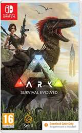 Solutions 2 Go Switch ARK: Survival Evolved (Code in a Box)