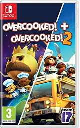 Sold Out Switch Overcooked + Overcooked 2 EU