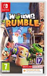 Sold Out Switch Worms Rumble