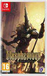 Sold Out Switch Blasphemous Deluxe Edition EU