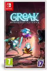 Sold Out Switch Greak: Memories of Azur