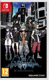 Square-Enix Switch NEO: The World Ends with You EU