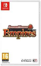 Koei Tecmo Switch Dynasty Warriors 9 Empires