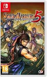Koei Tecmo Switch Samurai Warriors 5 EU