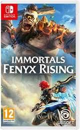 Ubisoft Switch Immortals Fenyx Rising