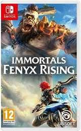 Ubisoft Switch Immortals Fenyx Rising EU