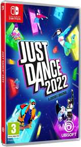 Ubisoft Switch Just Dance 2022 EU