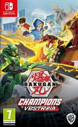 Warner Bros Switch Bakugan: Campioni diVestroia