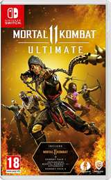 Warner Bros Switch Mortal Kombat 11 Ultimate