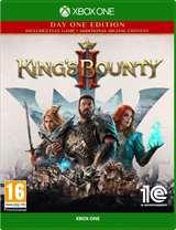 Deep Silver XBOX ONE King's Bounty II Day One Edition EU