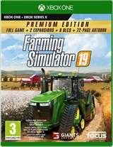 Focus Home XBOX ONE Farming Simulator 2019 Premium Edition