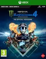 Milestone XBOX ONE Monster Energy Supercross 4 EU