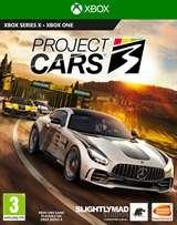 Bandai Namco XBOX ONE Project Cars 3 EU