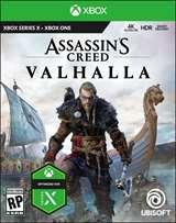 Ubisoft XBOX ONE Assassin's Creed Valhalla