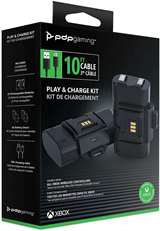 PDP XBOX Serie X PDP Play and Charge Kit