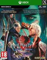 Capcom XBOX Serie X Devil May Cry 5 Special Edition X/XONE