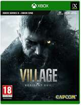 Capcom XBOX Serie X Resident Evil Village X/X-ONE