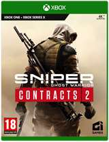CI Games XBOX Serie X Sniper Ghost Warrior Contracts 2 X/XONE